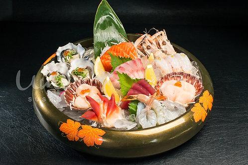 Deluxe Sashimi Platter