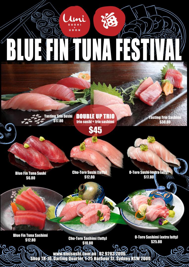 Blue Fin Tuna Festival