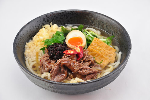 Spicy Wagyu Beef Udon