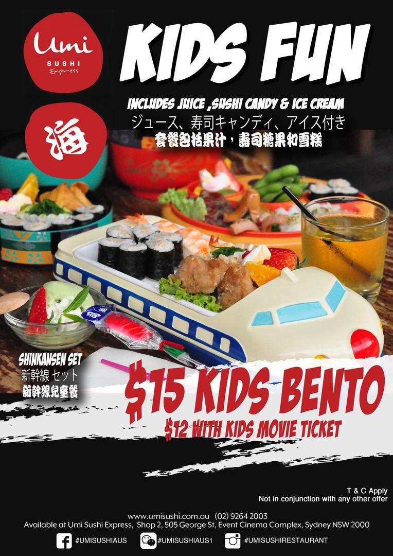 Umi Sushi Express Kid Fun