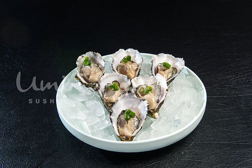 Oyster Mix Platter(cold)