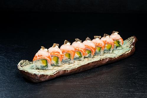 Lychee Salmon Roll