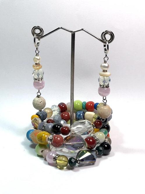 HoH Bracelet/Earring Set
