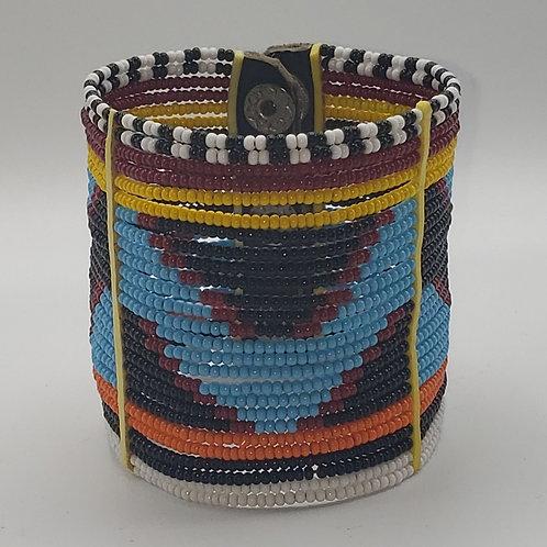 Masaai Cuff Bracelet