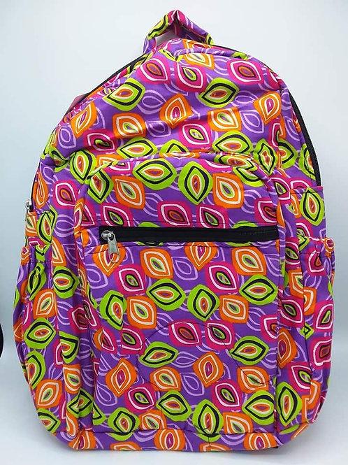 Kitenge Cloth Backpack