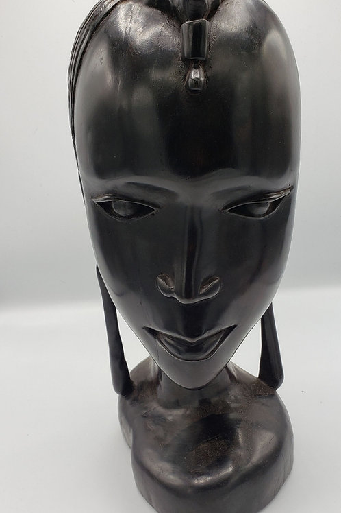 Masaai Warrior Bust
