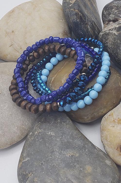 5-Bracelet Stack