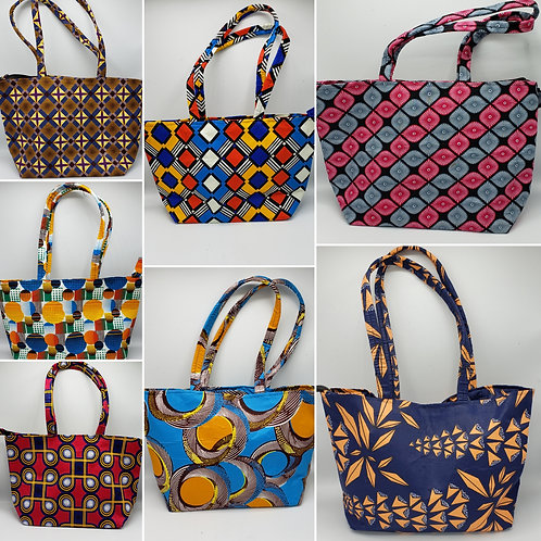 Kitenge Cloth Shoulder Bag