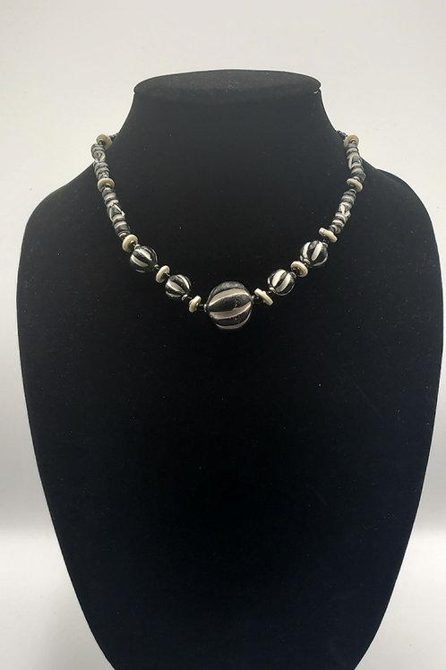 Handcarved Necklace