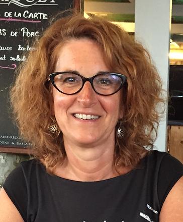 Françoise Pougnet, diététicienne
