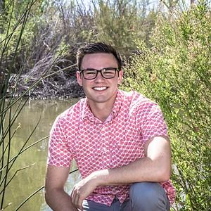 Brian Coon Senior Photos