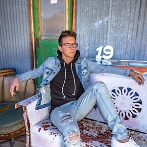 Ryan Neubeck Senior Photos