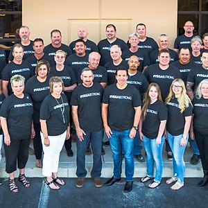 Kalb Industries of Nevada Employee Team Photos