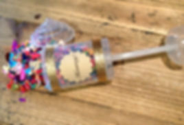 confetti popper