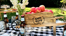 Fall Apple Harvest Table