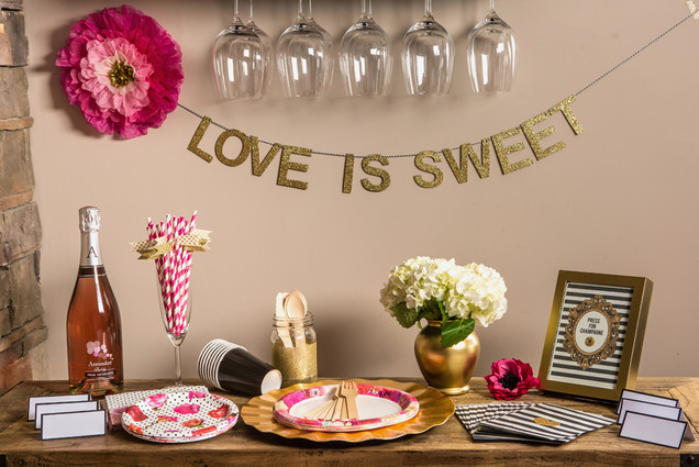 Love Is Sweet Bridal Shower Inspiration