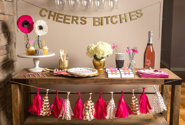 Bachelorette Party Inspiration