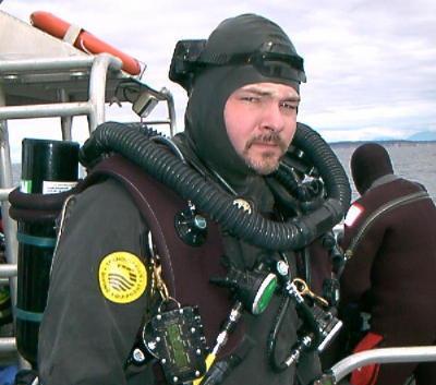 Leon on Nautilus Explorer