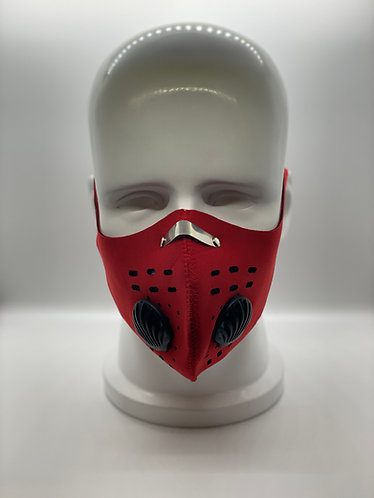 Premium Quality Sports Face Mask with 5-ply Carbon Protection Filter(PM 2.5)