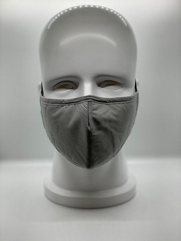 Reusable 3-Layer Cotton Face Mask with 5-ply Carbon Protection Filter (PM2.5)
