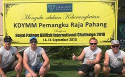 Thailand-Fishing invite to Royal Pahang