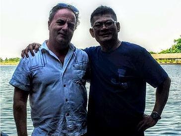 Bungsamran owner and Thailand fishing member