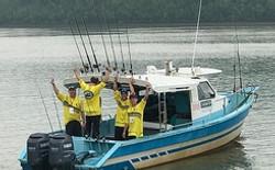 TFF-Malaysia Sailfish Boat and Team