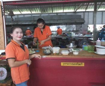 Kitchen – Restaurant New Bungsamran