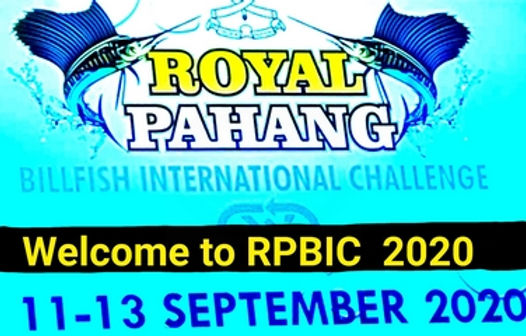 We are waiting for the new date of the Royal Pahang Billfish    International Challenge 2021.