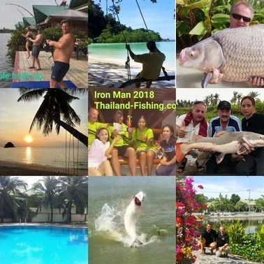 Thailand-Fishing fishing with the best in Pattaya area.