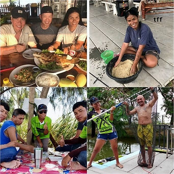 Enjoy the best fishing service in Thailand-Fishing.