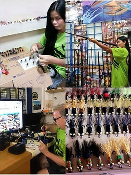 Enjoy the best fishing equipment in Thailand-Fishing.