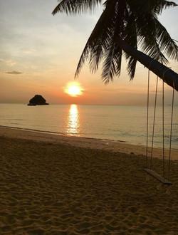 Malaysia Sunset.