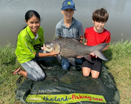 Fun with Thailand-Fishing.