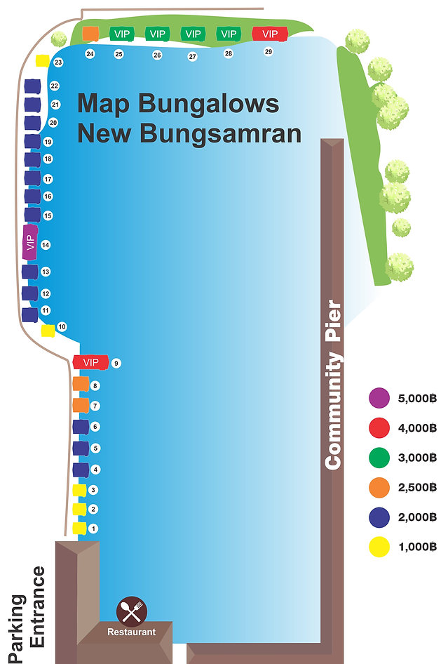 Map New Bungsamran.