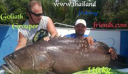 Big Gropper by Thailand-Fishing.