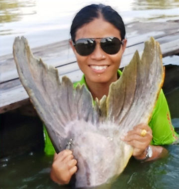 Thailand fishing fishing with the best in Pattaya.