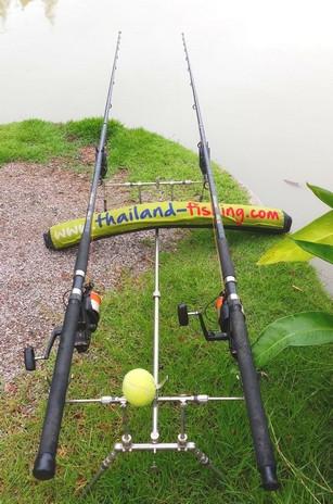 Thailand-Fishing fish