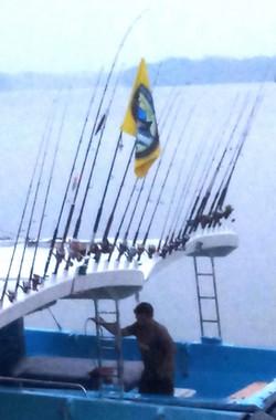 Ready to sailfish adventure.