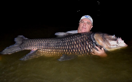 Monter Carp by Thailand-Fishing.