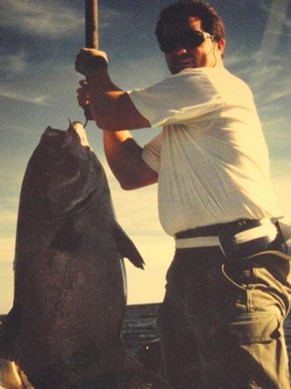Amberjack / Carangidae / catch by Thailand-Fishing.