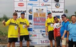 Royal Pahang Billfish International Chal