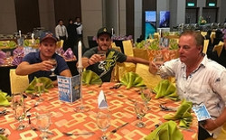 Thailand-Fishing go to the glamorous awa