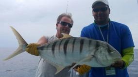The 24 hours deep sea fishing trip