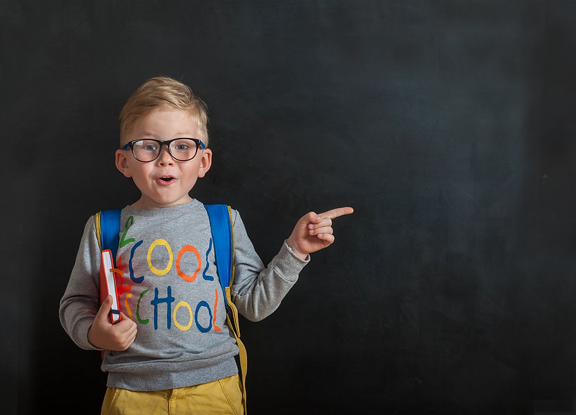 stock%20photo%20school%20boy%20pointing%