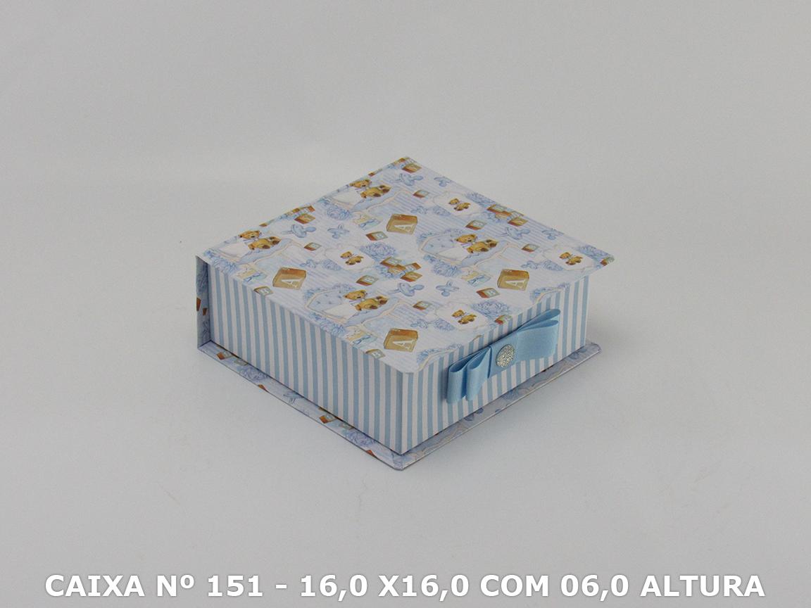 CAIXA Nº 151