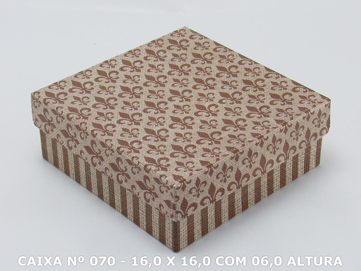 CAIXA Nº 070