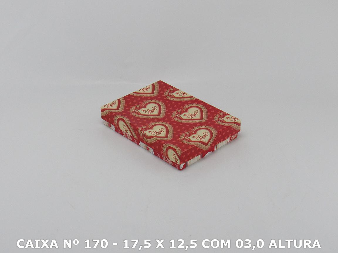 CAIXA Nº 170