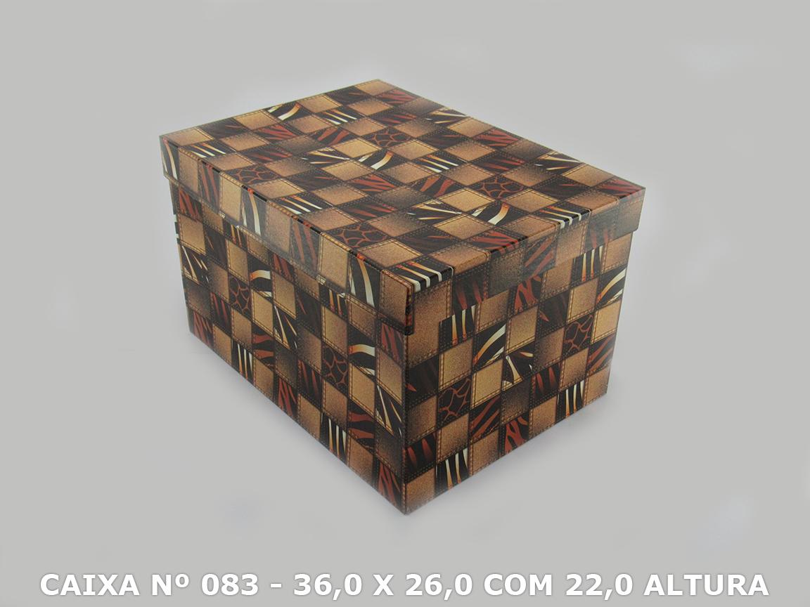 CAIXA Nº 083