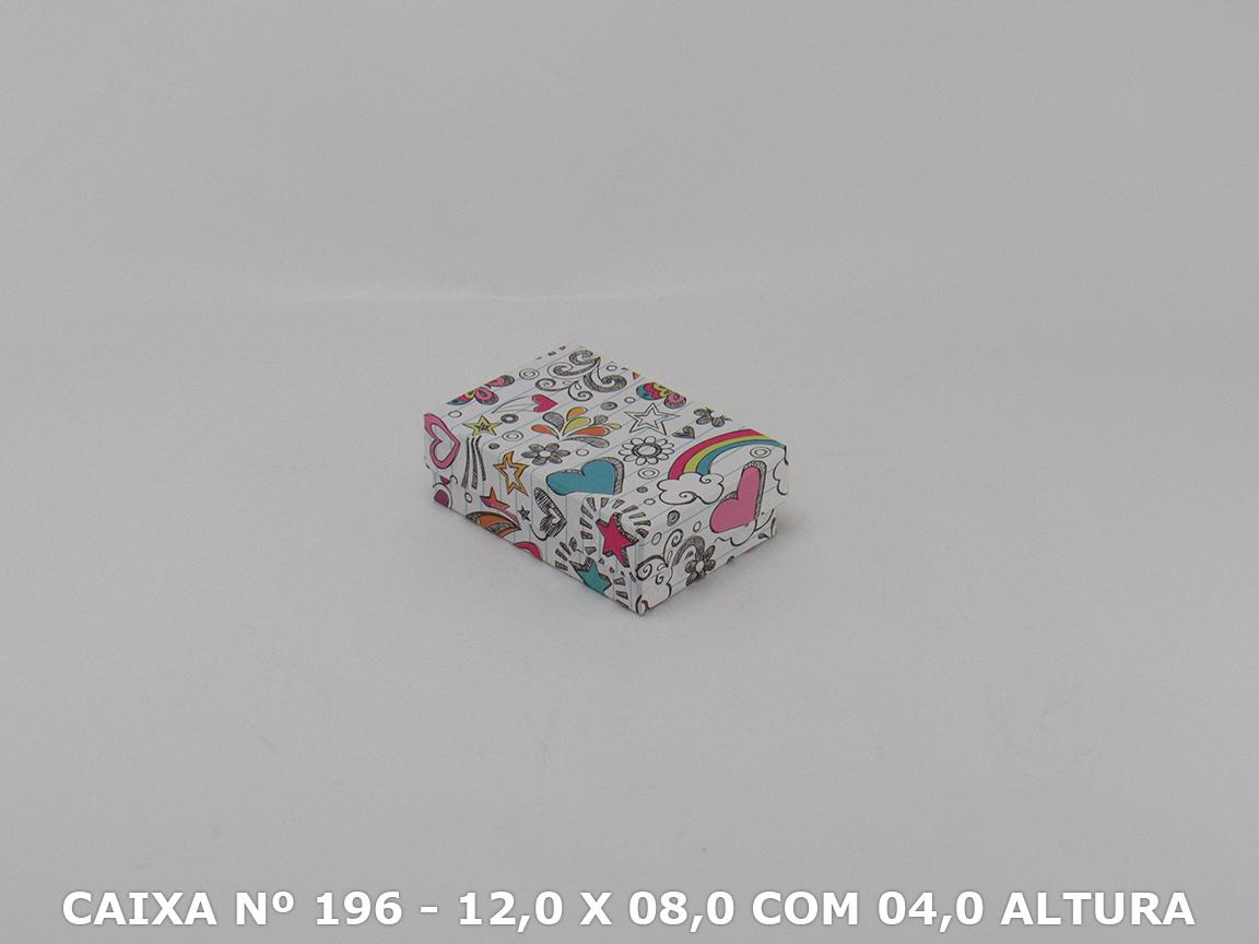 CAIXA Nº 196